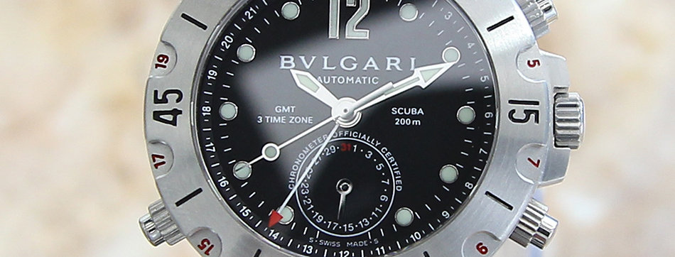 Bulgari SD38 Watch for men