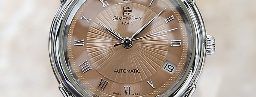 Givenchy Copernic  Swiss Made Men's Watch