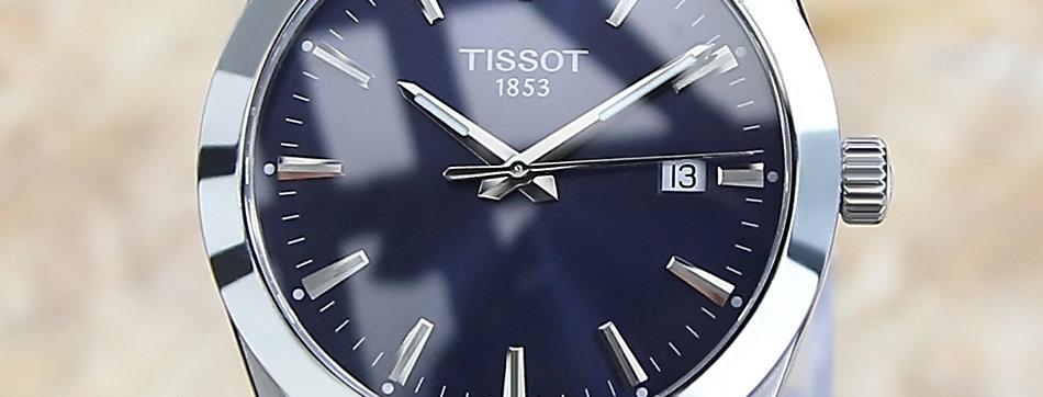 Tissot t127410 Blue Dial Watch