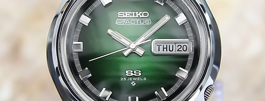 Seiko 5 Actus Watch for Men