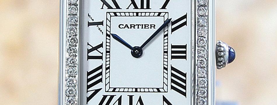 Buy Cartier Must de Cartier Tank Watch