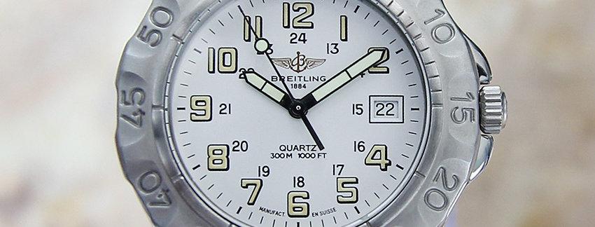 Breitling Colt Auromarine M50036 Men's Watch
