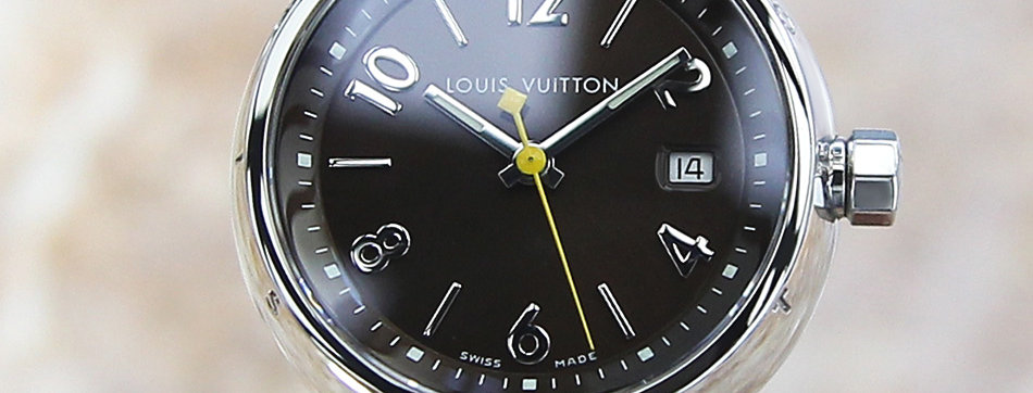 2012 Louis Vuitton Tambour Watch