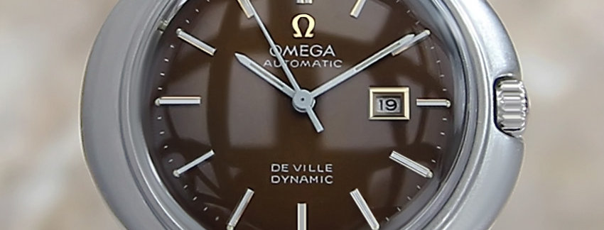 Omega DeVille Dynamic Women's Watch