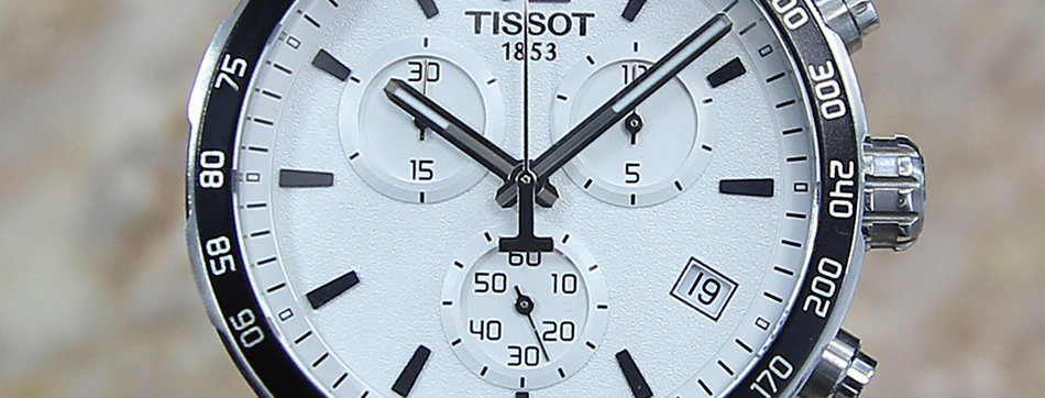 2018 Tissot Quickster Watch