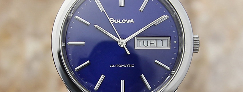 Bulova N9 Men's 36mm Watch