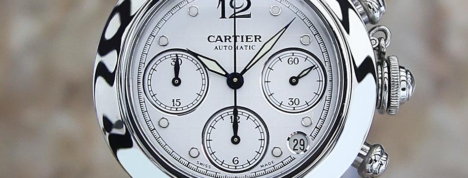 Cartier Pasha Vintage Watch