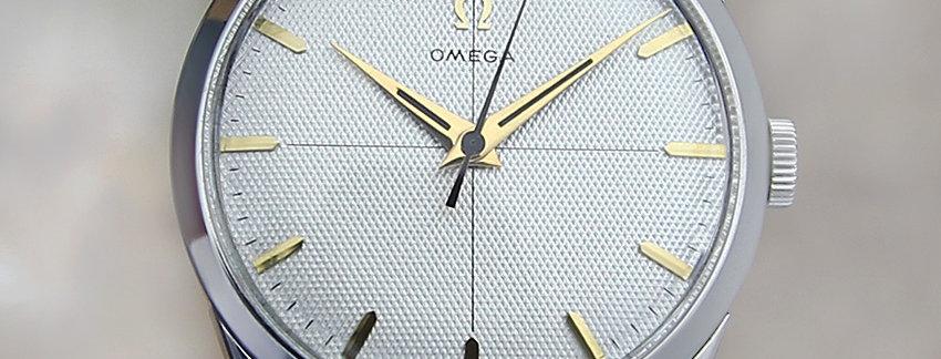 Omega Vintage 2513-5 Men's Watch