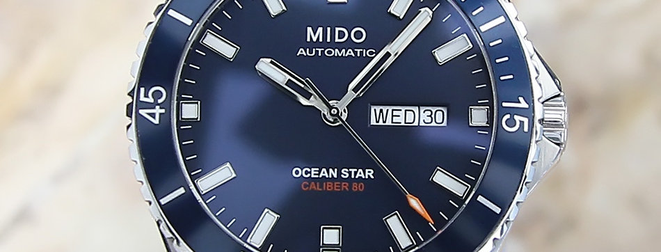 Mido Ocean Star Cal Automatic Watch
