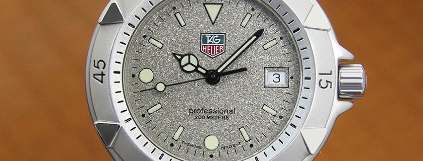 Tag Heuer WD1211 Men's Watch