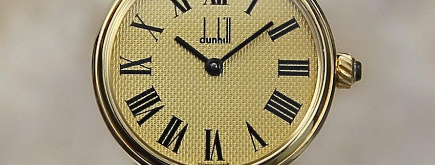 Dunhill 925 Women's Watch