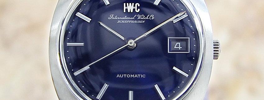 1965 IWC Watch
