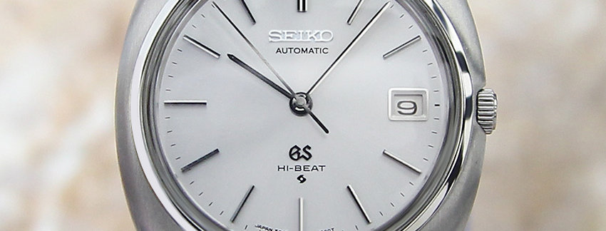 Japanese Grand Seiko Hi Beat 5645 7000 Men's Watch