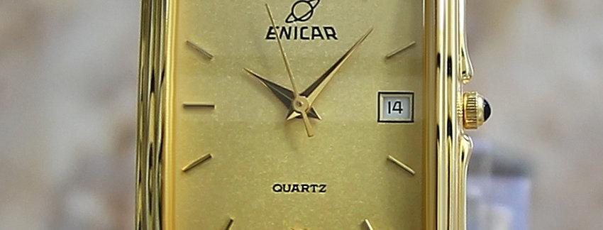 Enicar Exquisite Men's Dress Watch