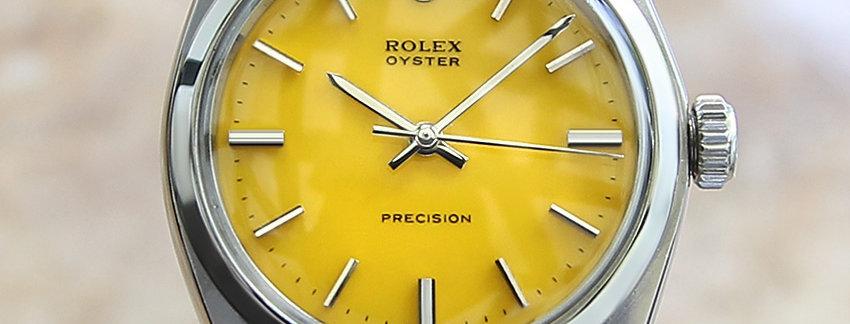 Rolex 6426 Men's Watch