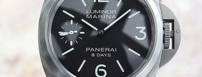 Panerai Luminor Marina 6938 Men's Watch