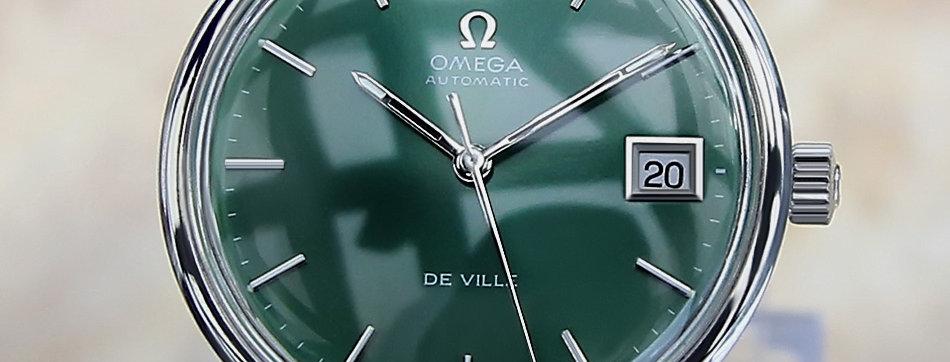 Omega DeVille Cal 1002 Watch  for Men