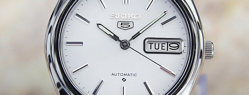 1976 Seiko 5 Automatic Watch