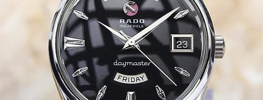 1960's Rado Daymaster Watch