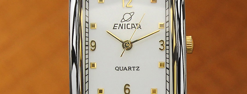 22mm 1990's Enicar Men's Watch