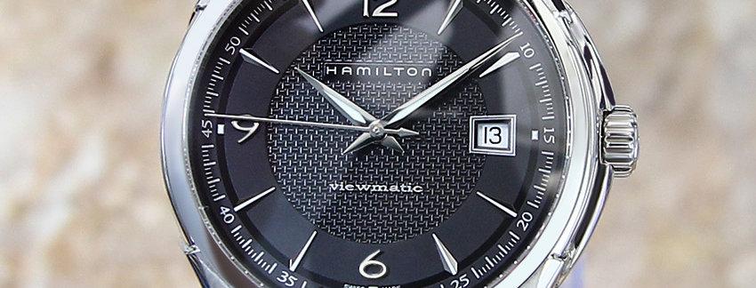 2000 Hamilton Viewmatic Watch