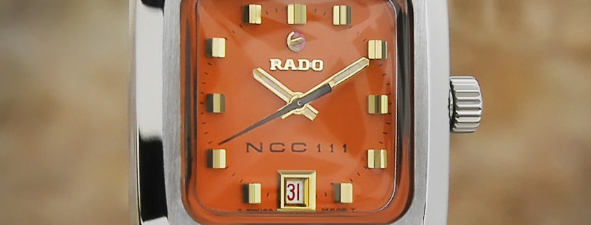 Rado NCC111 Ladies Watch