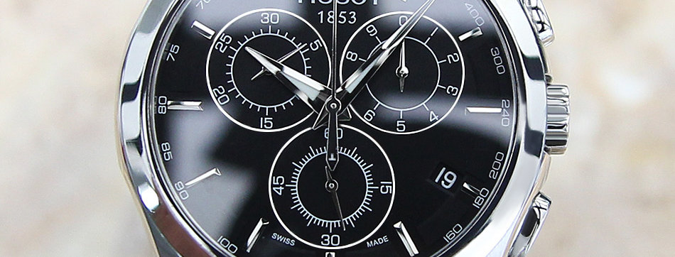 2000 Tissot Couturier Watch