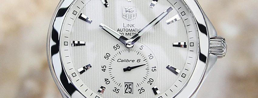 Tag Heuer Link 39mm Men's Watch
