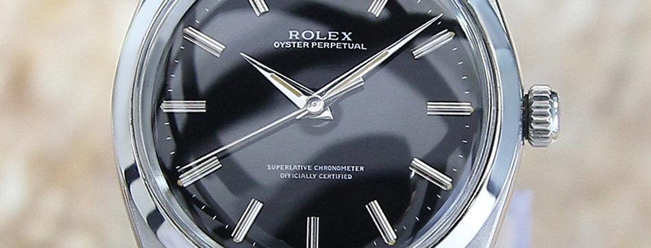 Rolex Manual Watch