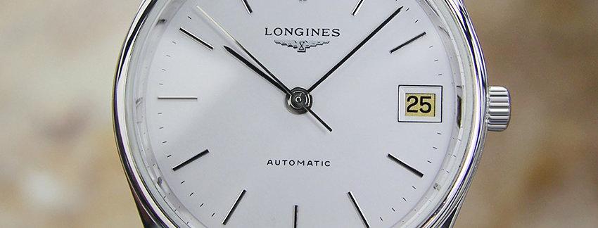 1980 Longines Men's Watch