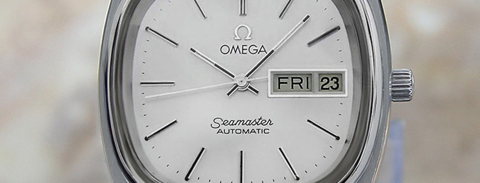 Omega Seamaster Cal Automatic Watch