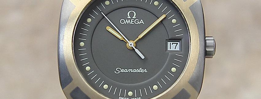 Omega Seamaster Polaris Men's Watch