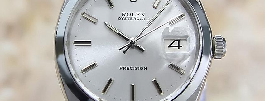Rolex 6694 35mm Men's Watch