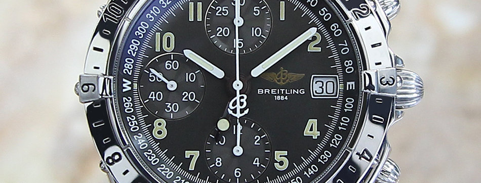 Classic Breitling Watch