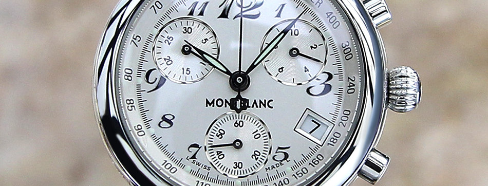 2015 Montblanc Watch