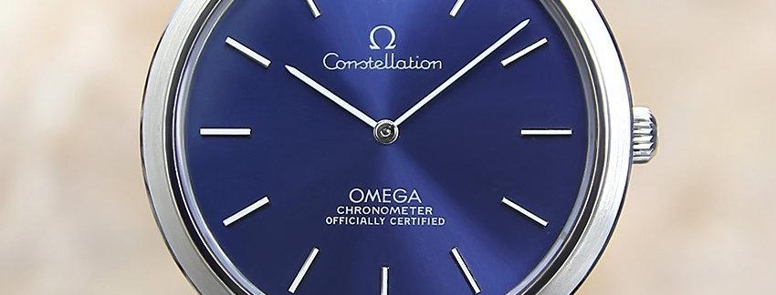 Omega Constellation 1570001 Men's Watch