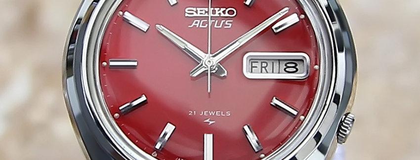 Seiko 5 Ref 7019 8010 Men's Watch