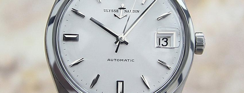 Ulysse Nardin 36mm Men's Watch