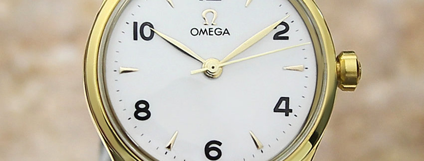 1950's Omega 2634 1 Watch