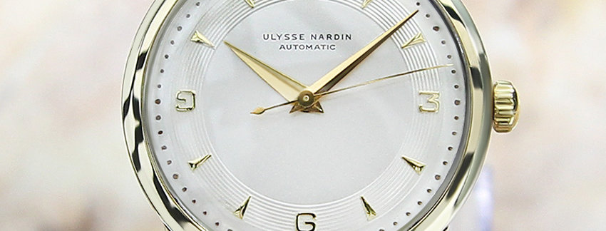 Ulysse Nardin Automatic Watch