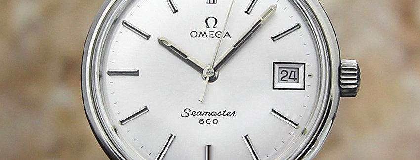 Omega Seamaster 136 070 Men's Watch