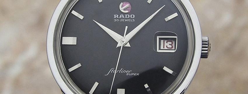 Rado Starliner Super Men's Watch