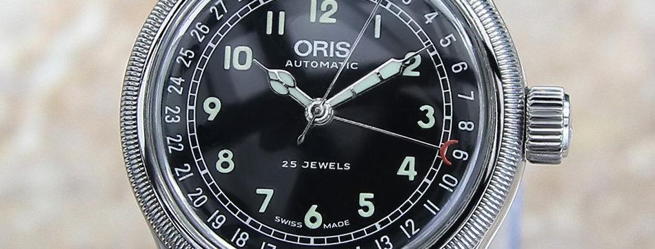 Oris Big Crown Date Pointer Ref 7543 Men's 40mm Watch