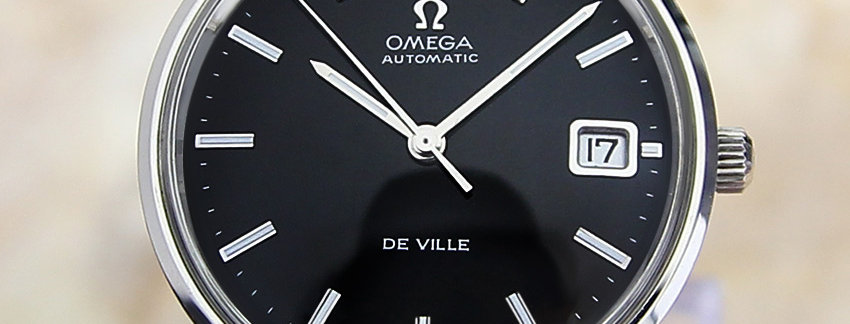 Omega Deville Automatic Watch