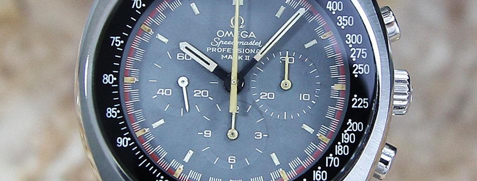 1969 Omega Speedmaster Mark II Watch