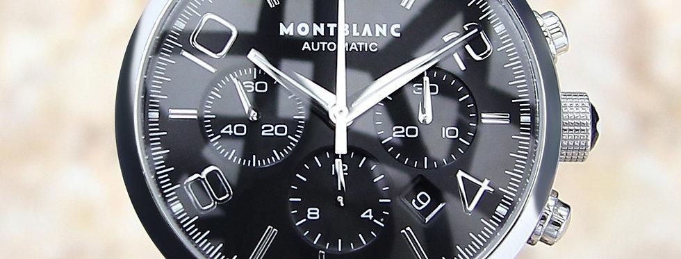 2010 Montblanc 7179 Chronograph Watch