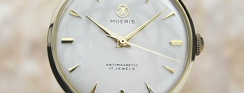 1960's Moeris Watch