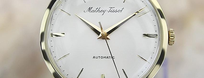 1960's Tissot Watch