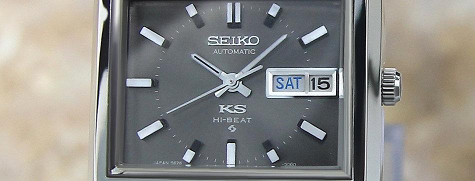 Seiko King Seiko Hi Beat Watch for Men