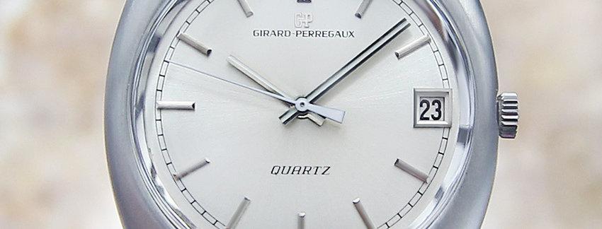 Girard Perregaux Swiss Made  Quartz  Men's Watch